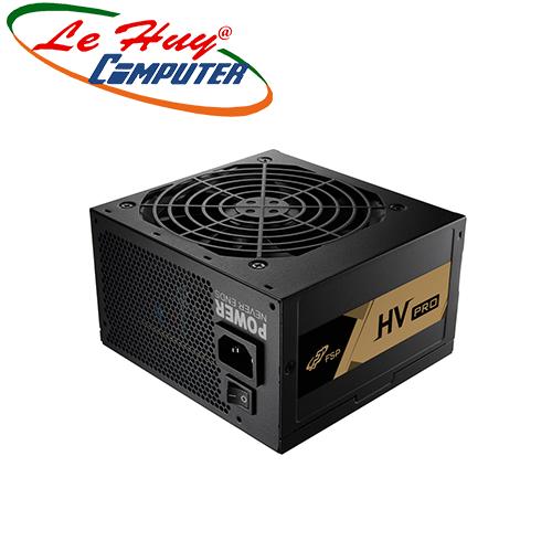 Nguồn máy tính FSP 550W  HV PRO 80 plus