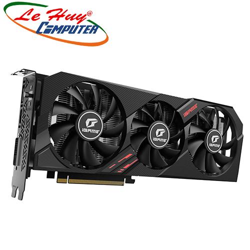 Card Màn Hình - VGA COLORFUL iGame GeForce GTX 1660 SUPER Ultra 6G-V
