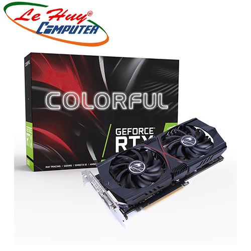 Card Màn Hình - VGA COLORFUL GeForce RTX 2060 6G (2fan)