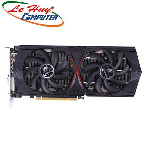 Card Màn Hình - VGA COLORFUL GeForce RTX 2060 SUPER 8G Limited-V (2FAN)