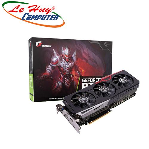 Card Màn Hình - VGA COLORFUL GeForce RTX 2070 8G SUPER (3fan)
