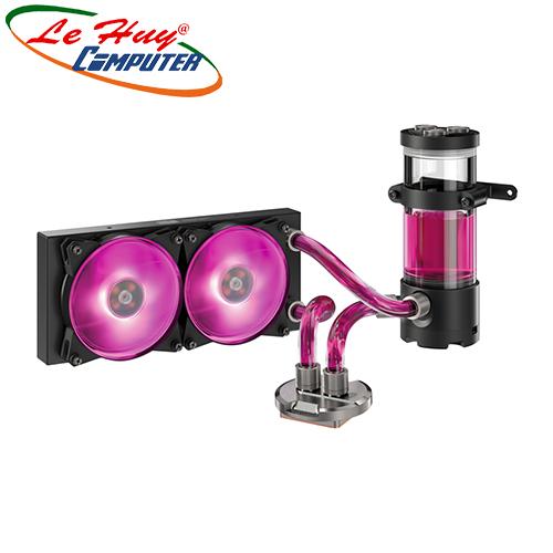 Tản nhiệt nước CPU Cooler Master MASTERLIQUID MAKER 240