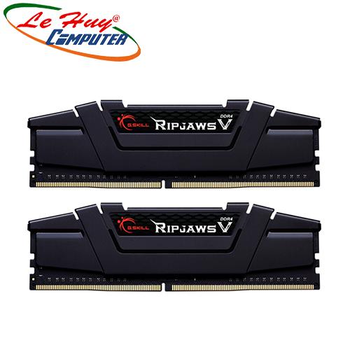Ram Máy Tính GSKILL Ripjaws V F4-3600C18D-16GVK 2x8GB