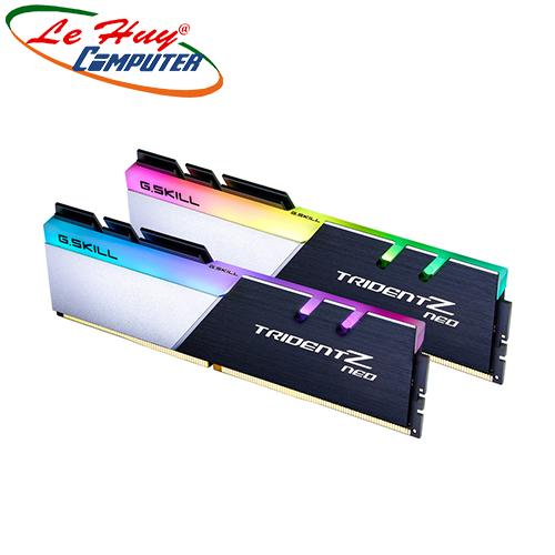 Ram Máy Tính GSKILL Trident Z Neo RGB  F4-3600C18D-32GTZN 2x16GB