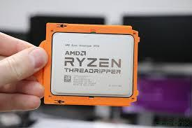 CPU AMD Ryzen Threadripper 3970X/ 3.7 GHz (4.5GHz Max Boost) / 144MB Cache / 32 cores / 64 threads / 280W / Socket TRX4 / No Integrated Graphics / (No Fan)