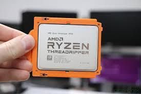 CPU AMD Ryzen Threadripper 3970X/ 3.7 GHz (4.5GHz Max Boost) / 144MB Cache / 32 cores / 64 threads / 280W / Socket TRX4 / No Integrated Graphics / (No Fan)