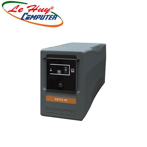 Bộ nguồn lưu điện 650VA UPS SOCOMEC