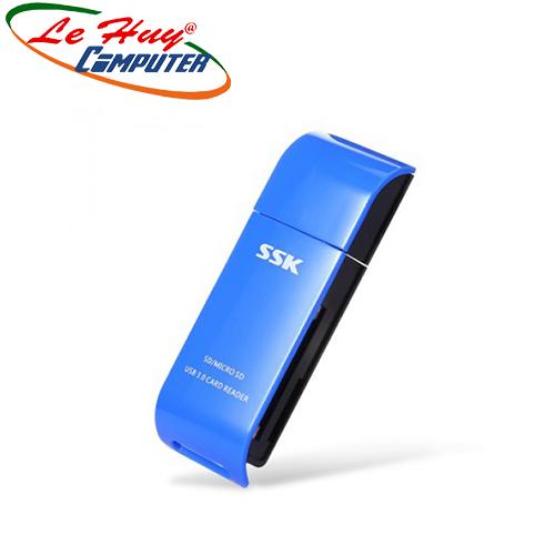 Đầu đọc thẻ nhớ SSK SCRM 331 (3.0)