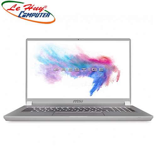 Máy tính xách tay/ Laptop MSI P75 Creator 9SF RTX 2070