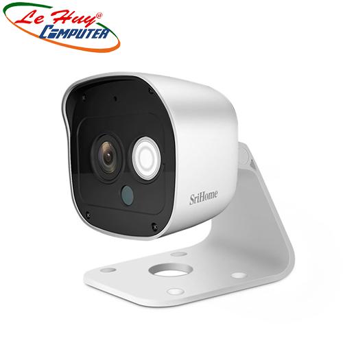 Camera IP Srihome SH029 3MP Không Dây(Tặng kèm thẻ nhớ 32GB)