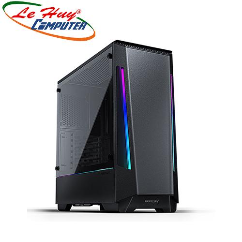 Vỏ máy tính PHANTEKS ECLIPSE P360X TEMPERED GLASS Black