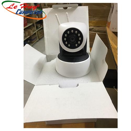 Camera Yoosee: Camera Xoay hồng ngoại IP 1.3Megapixels,2 anten, âm thanh 2 chiều.