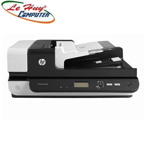 Máy Scan 2 mặt Duplex HP Scanjet ENTERPRISE 7500