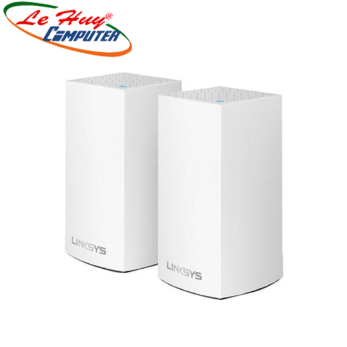 Thiết bị mạng - Router Linksys WHW0102 AC2600 Dual-Band Intelligent Mesh WiFi System