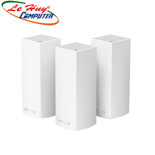 Thiết bị mạng - Router Linksys WHW0103 AC3900 Dual-Band Intelligent Mesh WiFi System