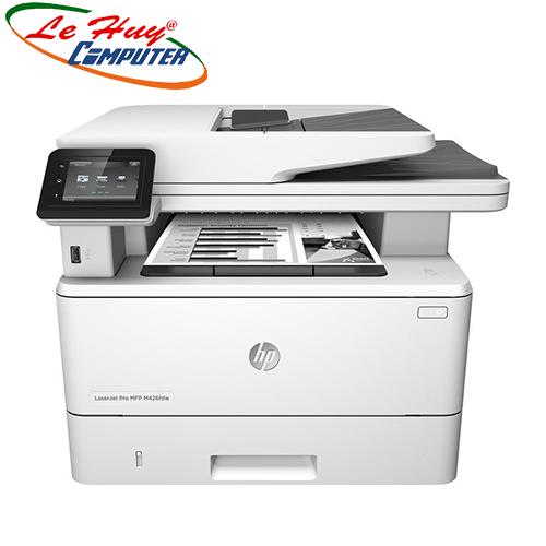 Máy in Laser đa chức năng không dây HP LaserJet Pro MFP M428FDW