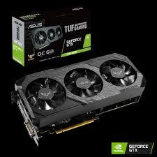 VGA ASUS TUF Gaming X3 GeForce GTX 1660 SUPER OC edition 6GB GDDR6 (TUF 3-GTX1660S-O6G-GAMING)
