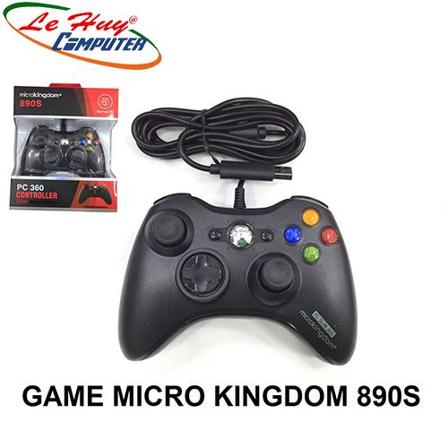 Tay cầm Game pad Microkinghom 890S