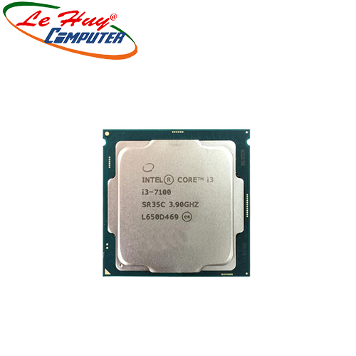CPU Intel Core i3 7100 TRAY KabyLake + FAN I3 ZIN