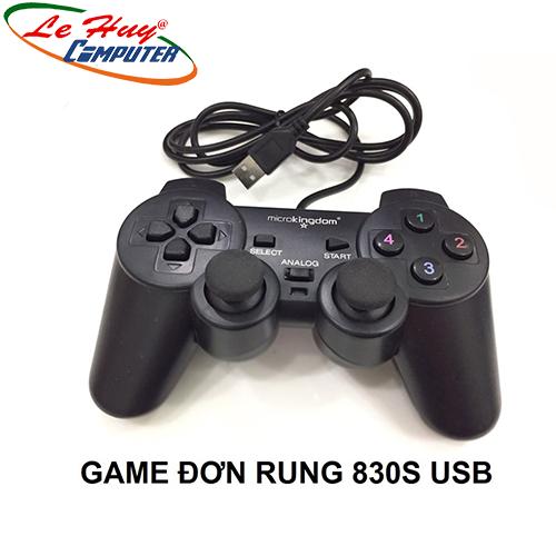 Tay cầm Game pad Microkinghom QD - 830S