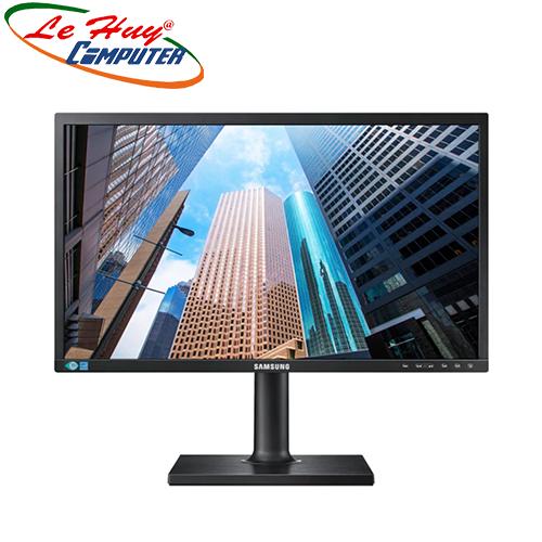 Màn hình máy tính Samsung LS27E45KBHV/XV (27''/FHD/LED/TN/300cd/m²/DVI+VGA/5ms/60Hz)