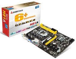 Bo mạch chủ - Mainboard BIOSTAR H81BTC(2ND)-03TH