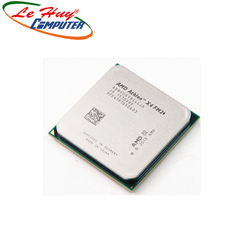 Bộ vi xử lý - CPU AMD Athlon II X4 840 (3.1GHz Up to 3.8GHz, FM2+, 4 Cores 4 Threads) BOX