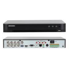 Đầu ghi hình camera Hybrid TVI-IP 8 kênh TURBO 5.0 HIKVISION iDS-7208HUHI-K2/4S