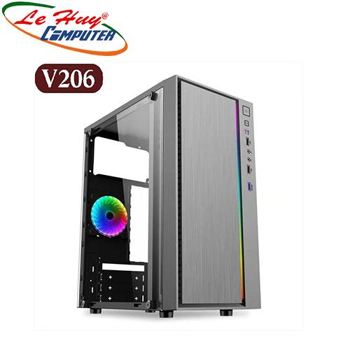 Vỏ máy tính VSP V206 GAMING USB 3.0(chưa gồm fan)