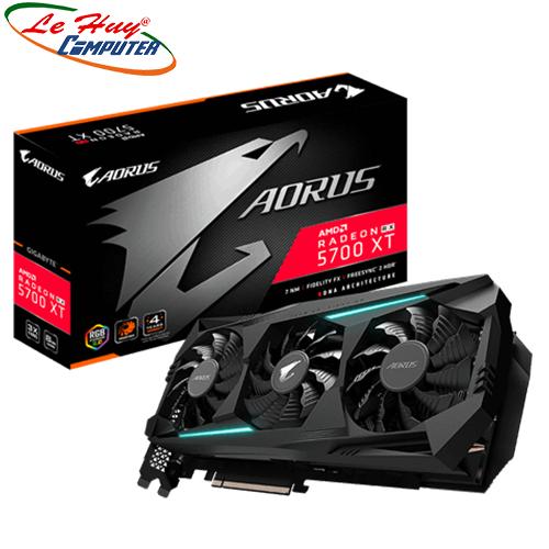 Card Màn Hình - VGA GIGABYTE AORUS Radeon RX 5700 XT 8G