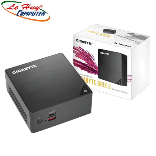 Máy tính để bàn - PC Gigabyte BRIX GB-BRi5H-8250