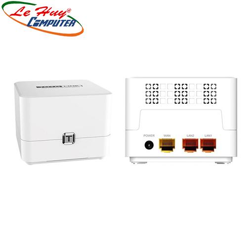 Thiết bị mạng - Router Wi-Fi Totolink T6 - Mesh Router Wi-Fi gia đình AC1200