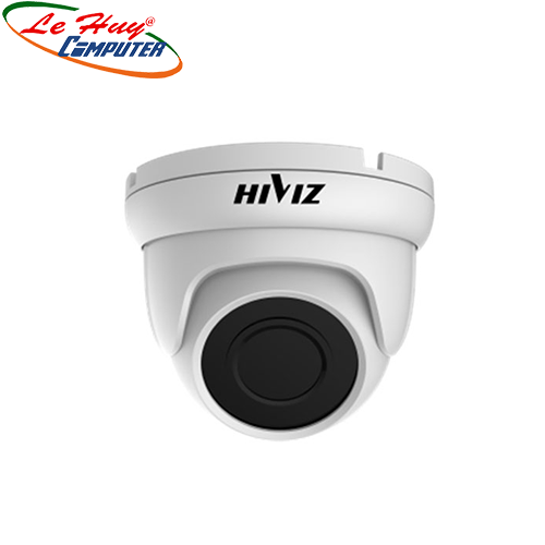 Camera Dome IP HIVIZ HI-I212S20DM 2MP