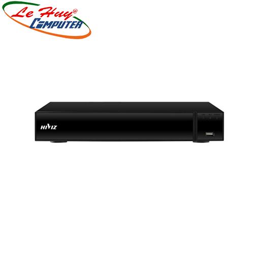 Đầu ghi hình 4 kênh 4K hỗ trợ 5 in 1 HIVIZ HI-6204HM1