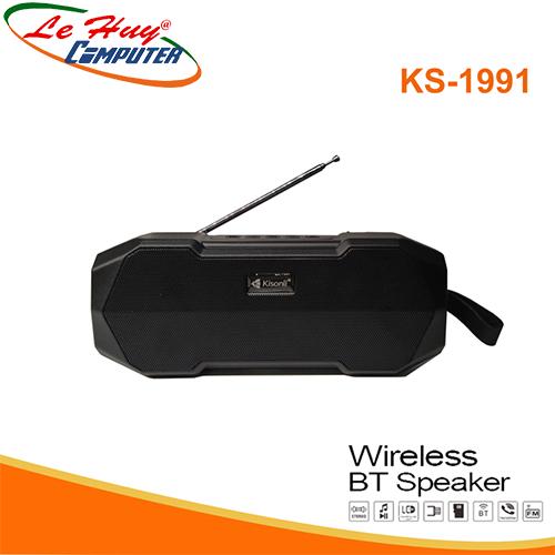 Loa Kisonli Bluetooth KS-1991