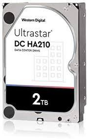 Ổ Cứng HDD ENTERPRISE WD ULTRASTAR DC HA210 2TB , 3.5