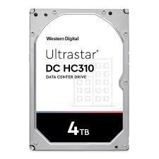 Ổ Cứng HDD ENTERPRISE WD ULTRASTAR DC HC310  4TB , 3.5