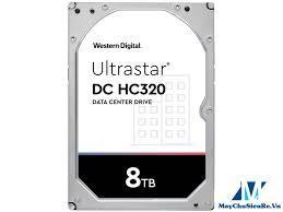 Ổ Cứng HDD ENTERPRISE WD ULTRASTAR DC HC320  8TB , 3.5