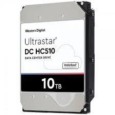 Ổ Cứng HDD ENTERPRISE WD ULTRASTAR DC HC510  10TB  , 3.5