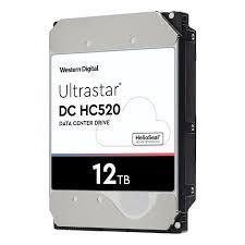 Ổ Cứng HDD ENTERPRISE WD ULTRASTAR DC HC520  12TB , 3.5