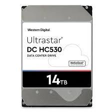 Ổ Cứng HDD ENTERPRISE WD ULTRASTAR DC HC530  14TB  , 3.5
