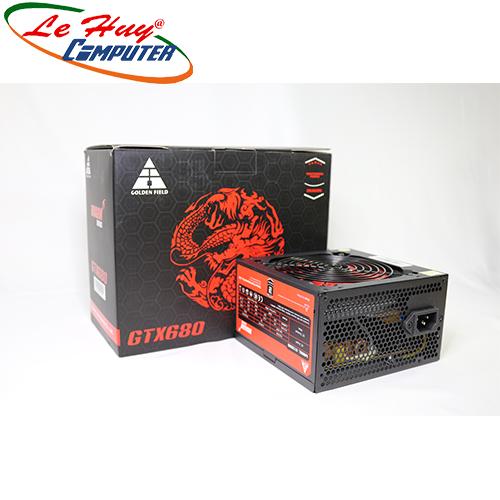 Nguồn máy tính Golden Field Dragon ATX-GTX680-600W