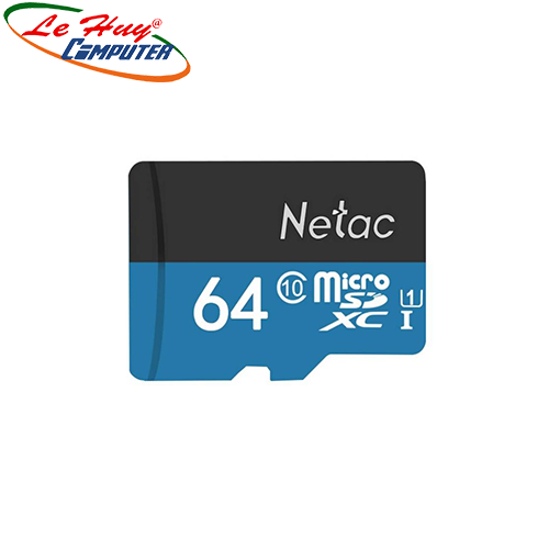 Thẻ nhớ Micro SD Netac U1 64G