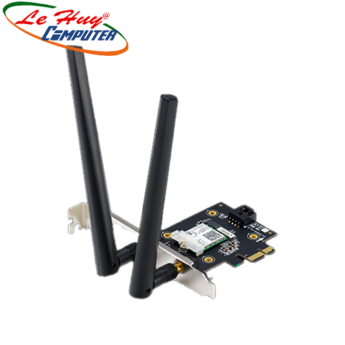 Card Mạng Wifi Asus PCE-AX3000 Dual Band PCI-E WiFi 6