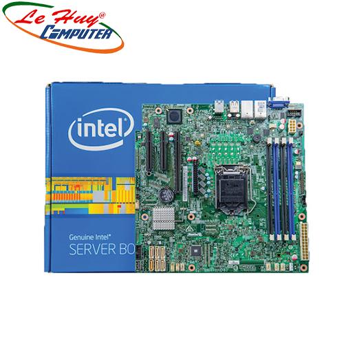 Bo Mạch Chủ - Mainboard Intel S1200SPSR(Sử dụng ram ddr4) CTY 3N
