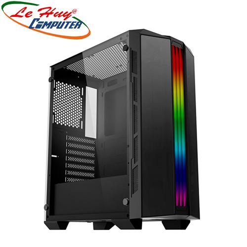 Vỏ máy tính XIGMATEK TRIPLE X (No Fan) EN44245