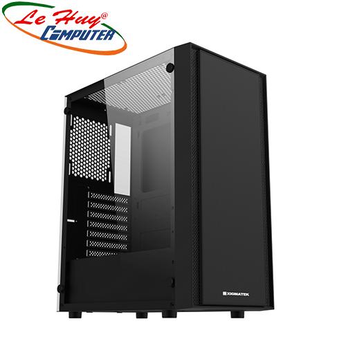 Vỏ máy tính XIGMATEK ATHENA No Fan (EN44368)