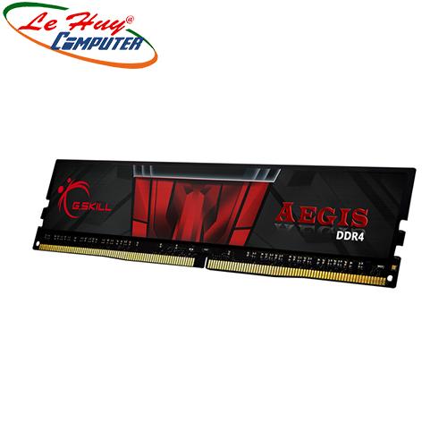 Ram Máy Tính GSKILL DDR4 4GB/2400 F4-2400C17S-4GIS(Tản Nhiệt lá nhỏ)