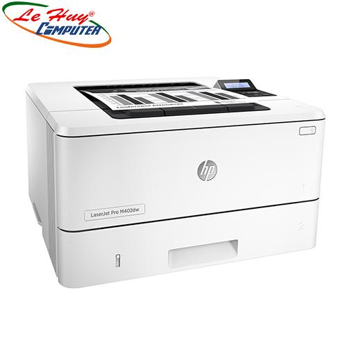 Máy in laser đen trắng HP M402DW C5F95A (Print/ Duplex/ Wifi)