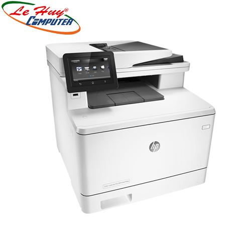 Máy in laser màu đa chức năng HP M477fdw - CF379A (Print, Copy, Scan, Fax, Email)